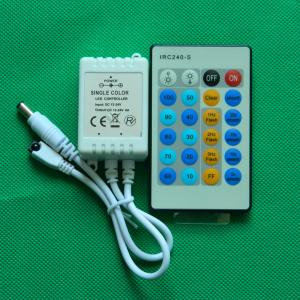 IR 24 keys single color controller