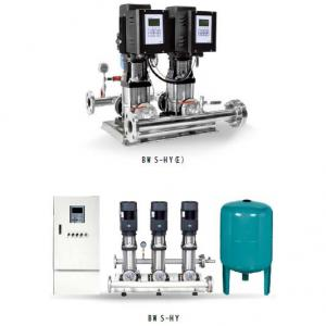 BWS Series Pressure Booster System