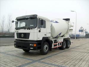 9m3 mixer truck with Shacman chassis