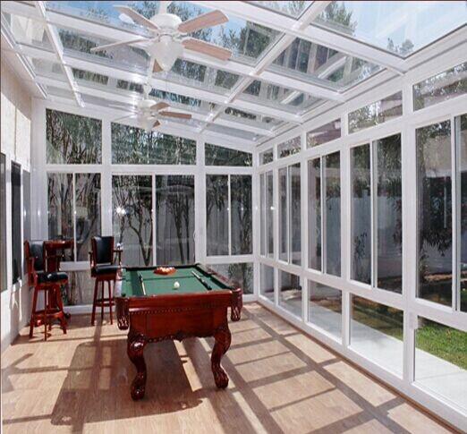 Buy Beautiful Design Aluminum Lowes Sunrooms For Buildings Price
