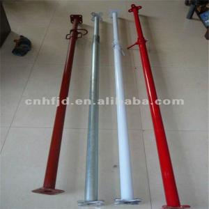 Painted Scaffolding Post Prop Support