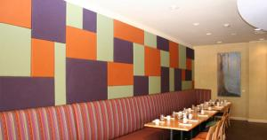 Fiberglass Wall Panel with Fabric HC-388