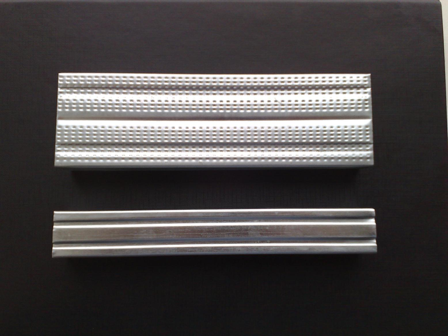Steel Profile 60*27mm and 28*27mm
