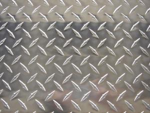 Aluminium diamond treadplate