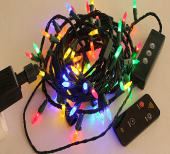 100Ct LED Twinkle tech light string