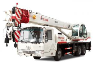 Truck Crane for Construction-14ton