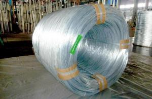Low Carbon Galvanized Steel Wire for Cable Armouring