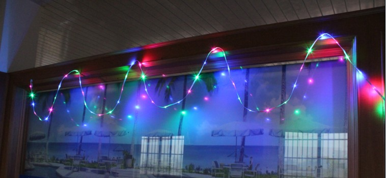 Low Voltage Multi LED Rope Light
