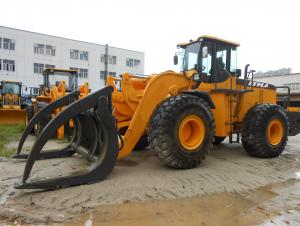 Xiamen Multifunctional Tractor Log Loader LT 978J