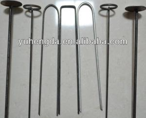 Steel U Staple Pin Manufactory with Good Quality