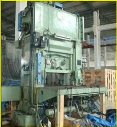 Tinplate EOE Punching Machine for Can Making Lines