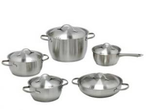 Stainless Steel cookware set 16