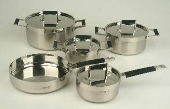 Stainless Steel cookware set 1