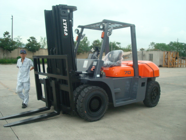 Forklift truck- 3tons