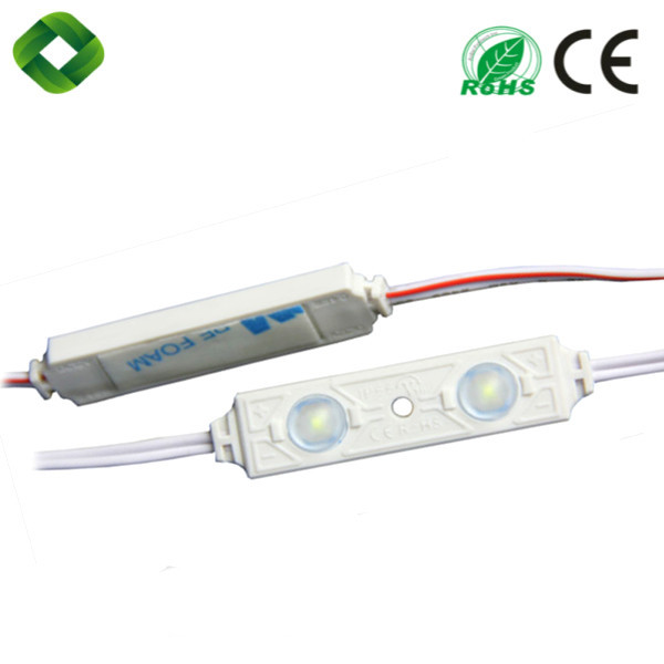 LED chips smd 2835 led module with lens