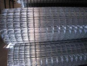 ELECTRIC GALVANIZING AFTER WEAVING