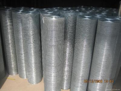 HOT DIPPED GALVANIZING AFTER WEAVING FOUR LINES