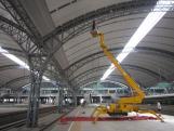 Crawler Mounted Platforms 23m