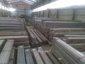 ASTM A36 Steel Flat Bar Slited