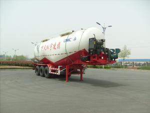 cement tanker semi trailer