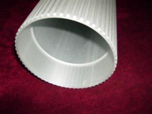 extruded aluminum profile