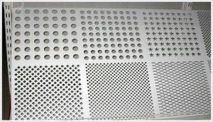 Aluminum Sheets with Holes  for Decoration AA1xxx