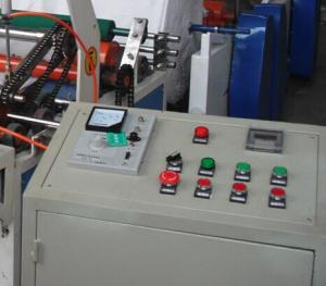 Semi Automatic Toilet Paper Rewinder Machine Produced in China