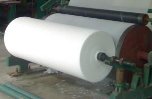 Middle Speed Toilet Paper Making Machine Width Max at 1092mm