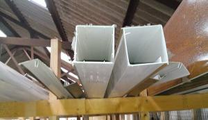 PVC UPVC Profile , Window and Door Frame Factory