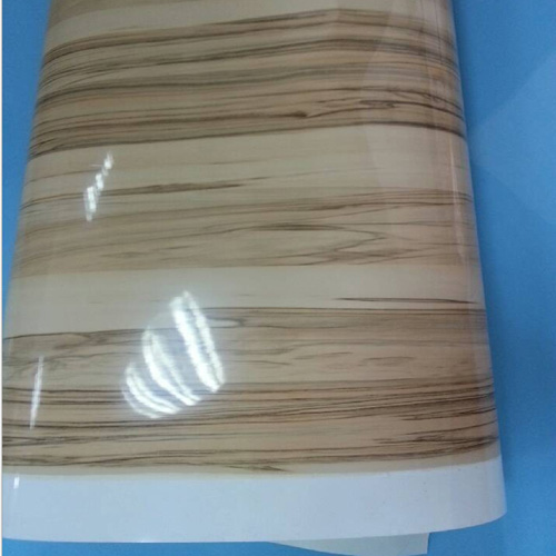 High Gloss PVC Laminated Film for Furniture