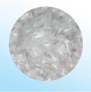 Monofilament PP Fiber for Concrete Usage
