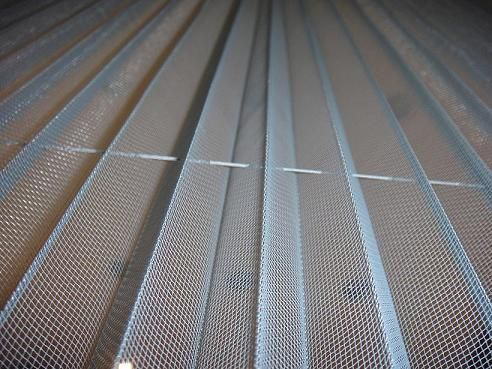 Pleated Screen Mesh PP Materials High Quality Good Price