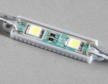 SMD 5050 LED MODULE WITH 2 LEDS