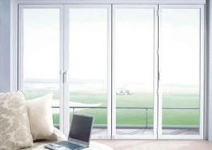 Double Sliding Window with Wind Resistance