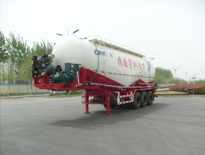 cement tanker semi trailer