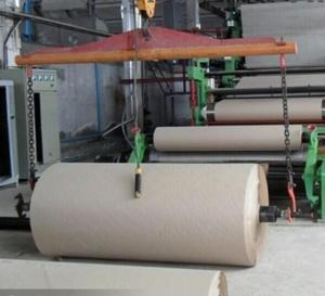 Kraft Paper  Making Machine Width Max at 2100mm from China