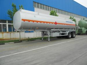 fuel tanker semi trailer 36m3