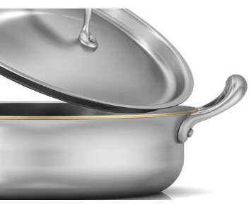 Durable Stainless Steel Cookware