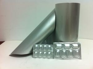 Bottom Foil for Capsules Packaging and Tablets Packaging