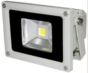 IP65 LED flood light 10-100W single color