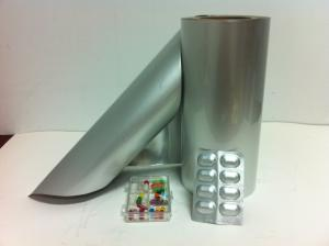 Alu-Alu Pharmaceutical Foil for Medicine Packaging