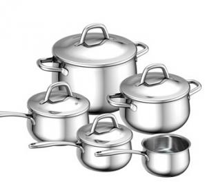 Basic Stainless Steel Cookware
