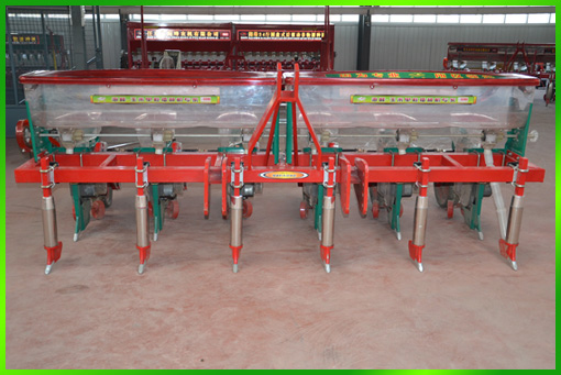 Corn Seeder with Six Rows Made in China