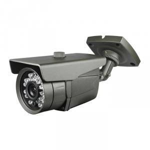 CCTV Camera IR Waterproof Fixed Camera with 23pcs IR Leds 3.6mm Lens