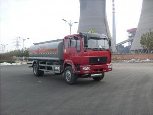 CIMC LINYU 10-15m3 fuel tanker truck
