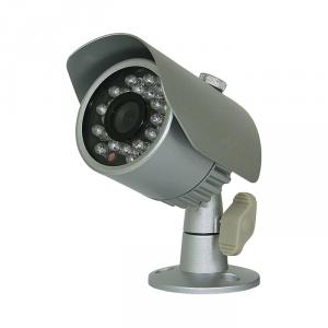 CCTV Camera IR Waterproof Fixed Camera with 23pcs IR Leds and  20M IR Range 420-1000TVL