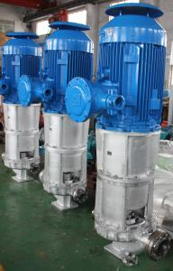 the ISG  type vertical pipeline centrifugal pump