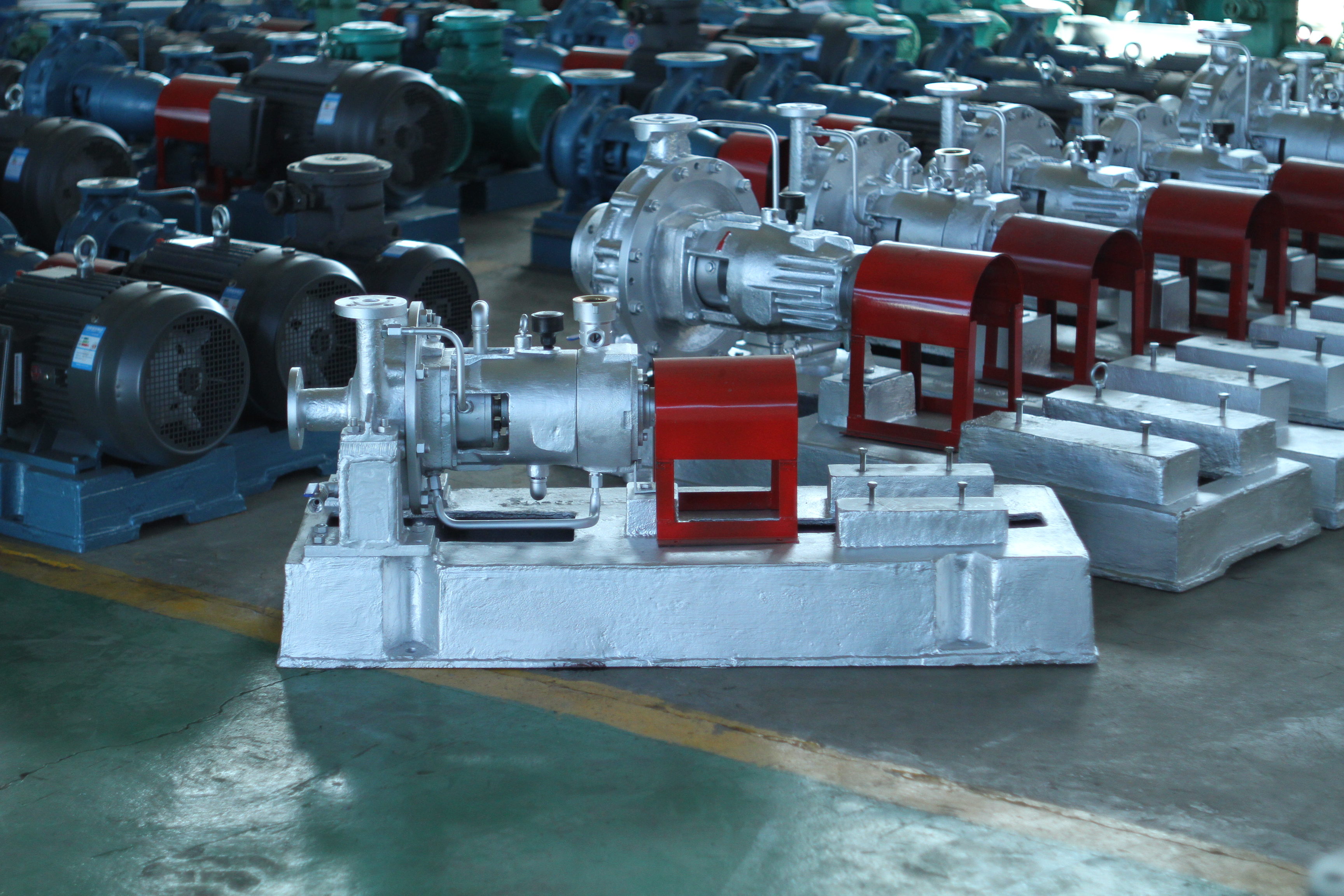 LX  Low flow and high-lift process pump
