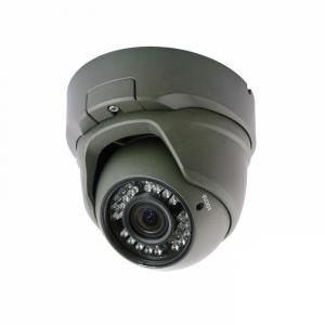 Metal Dome Camera for CCTV Surveillance with 36pcs IR Leds CMOS, CCD Optional