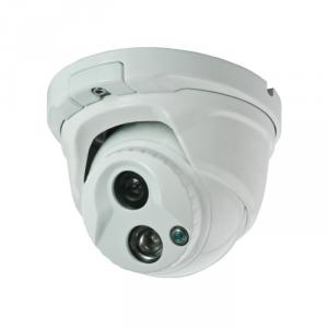 CCTV Camera Metal Dome Camera with 1pcs Array IR CMOS, CCD Optional